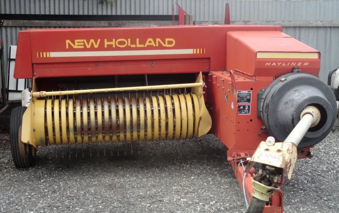 Used Small Square, Round and Large Square Baler Sales, New