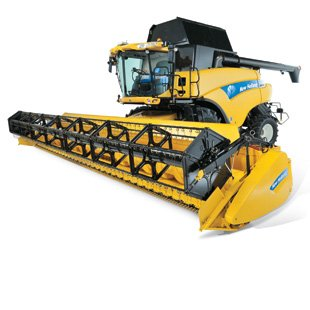 New Holland CR Series Combine Harvester