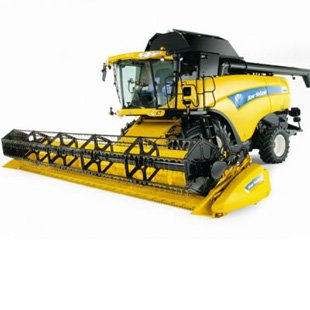 New Holland CX Series Combine Harvester