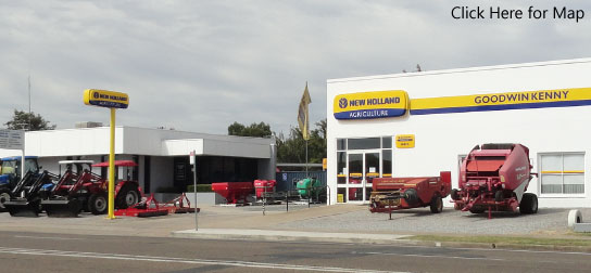 Goodwin Kenny Tamworth Branch Picture